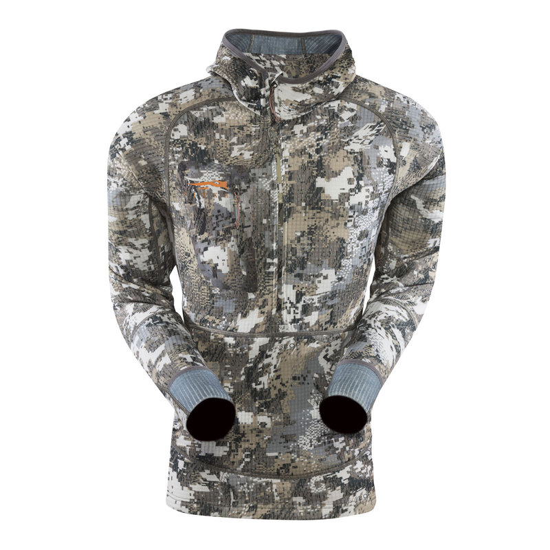 Fanatic Hoody цв Optifade Elevated p M